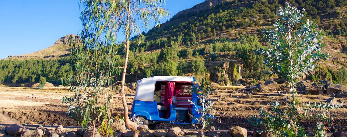 Ethiopia Info - Travelling Around Ethiopia